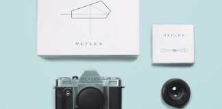Reflex sustainable packaging and grip