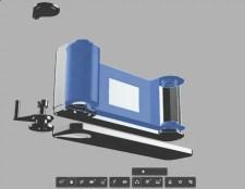 Relex - I-Back CAD Design