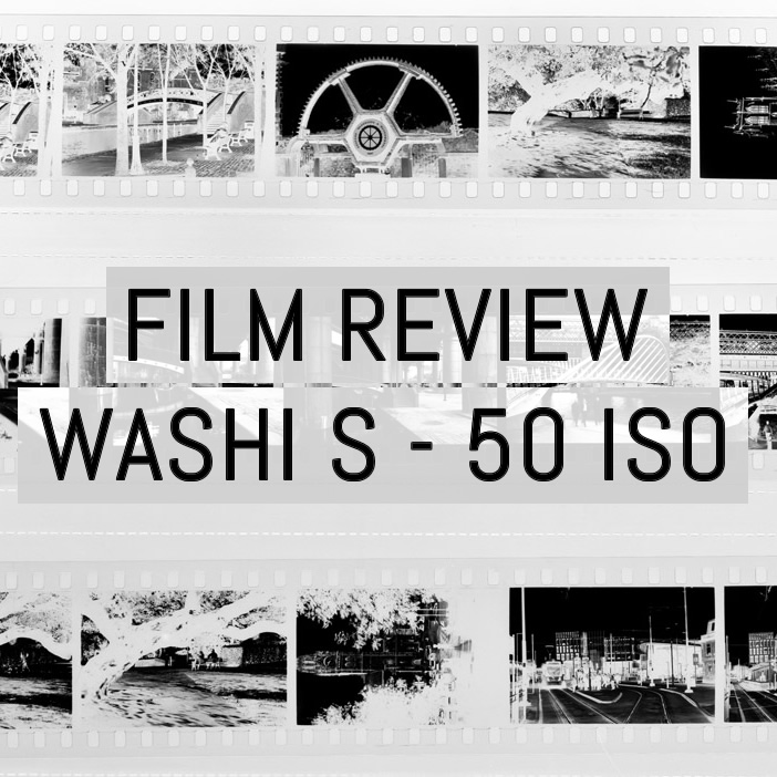 Film review: Film Washi S 50 ISO (35mm) black and white negative film - by Phil Harrison