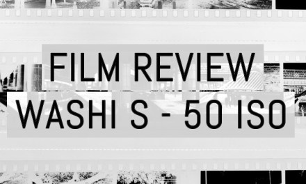 Film review: Film Washi S 50 ISO (35mm) black and white negative film – by Phil Harrison