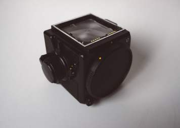 Bronica SQ-Ai - Body (right)