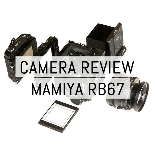 Camera Review: Me and my Mamiya RB67 Pro-S by Rob Davie