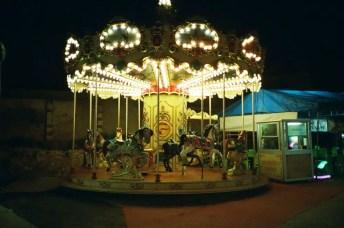 Lomography Color Negative 800 - 35mm - Merry Go Around