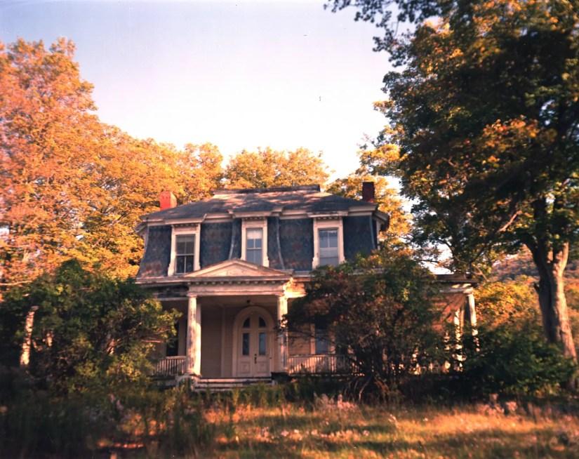 The Eagles Nest, Kodak Ektar, ISO 100, 4x5 Sheet Film, Stamford, NY