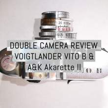 Vito B - Akarette II Review Cover