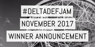 Cover - DeltaDefJam - November 2017
