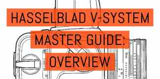 Cover - Hasselblad V-System Master Guide - Overview