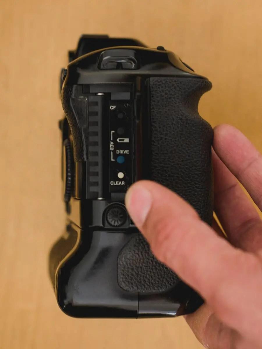 Juan Gauna - Canon EOS1 - Right
