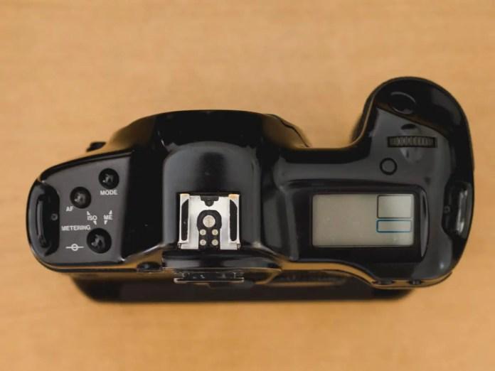 Juan Gauna - Canon EOS1 - Top