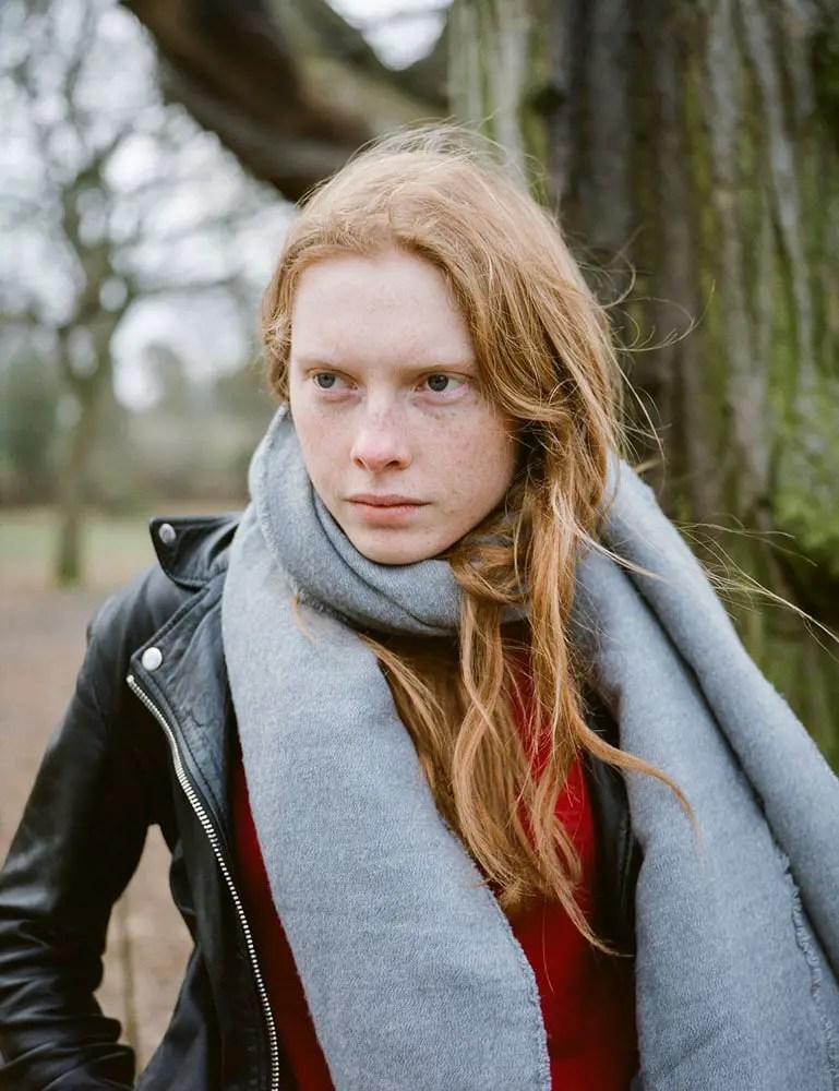 Anna Tatton, Fujifilm Pro 400H, Olympus OM1 w/ 85mm 2, Brixton