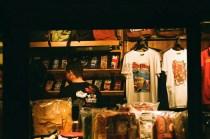 Surfing season - Shot on Fuji Superia Premium 400 at EI 400. Color negative film in 35mm format.