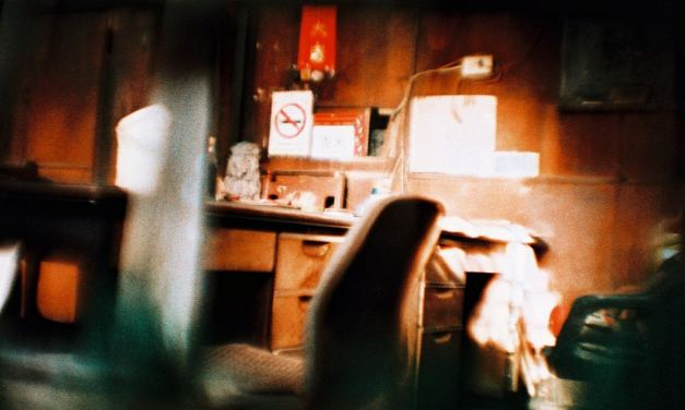 Time machine – Shot on Lomography XPRO Slide 200 (35mm)