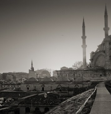 Kodak Tri-X 400 - Fuji G617 - Istanbul Turkey