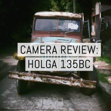 Cover - Holga 135BC Review