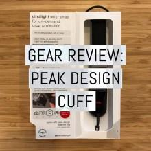 Cover - Peak Design - Cuff