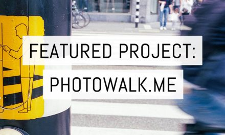 Featured project: Photowalk.me – Creativity can take many forms – by Martin Smith