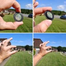 Nubox 1 - Lens