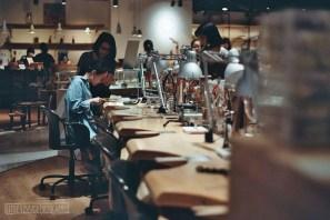Shanghai, Metal work craft space, 2017. Shot on Olympus OM30, Fujifilm Superia 200