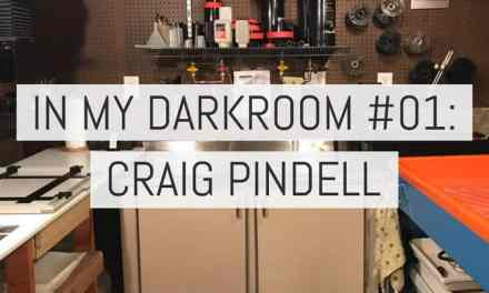 In my darkroom #01: Craig Pindell