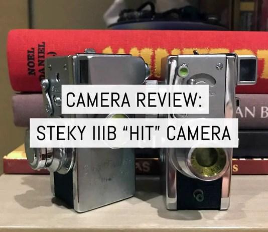 Cover - Steky IIIB Review
