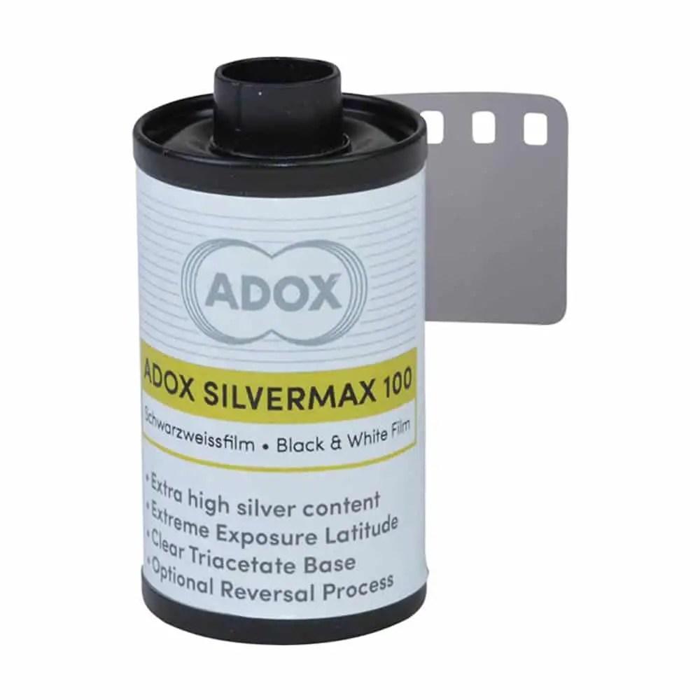 ADOX Silvermax 100