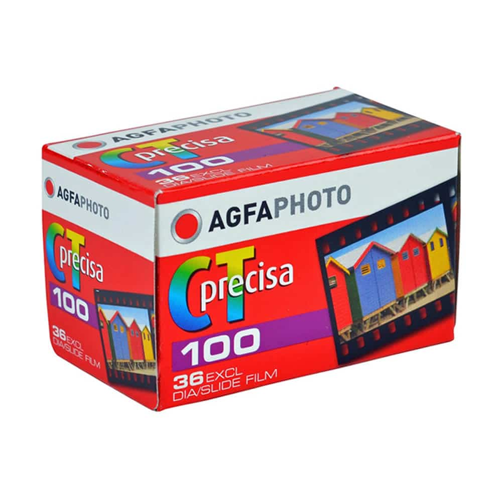 Agfaphoto CT100 Precisa