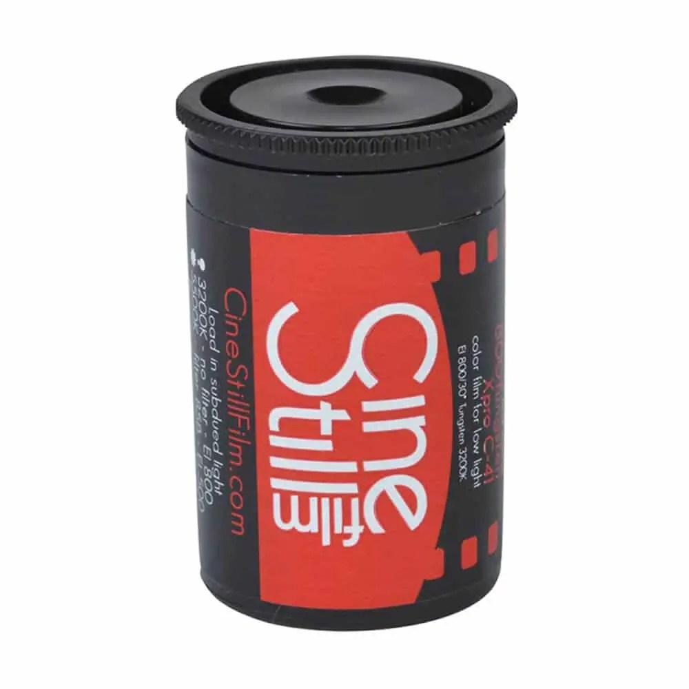 CineStill 800T 35mm