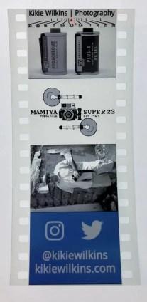 Kodak Film Strip Creator - Close-up
