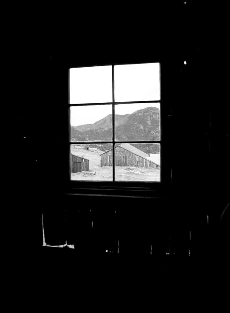 Mamiya 7, 45mm f/4.5 - Kodak T-MAX 400 - Kathleen E. Johnson
