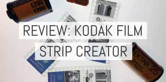 Review: Kodak Filmstrip Creator - Cover
