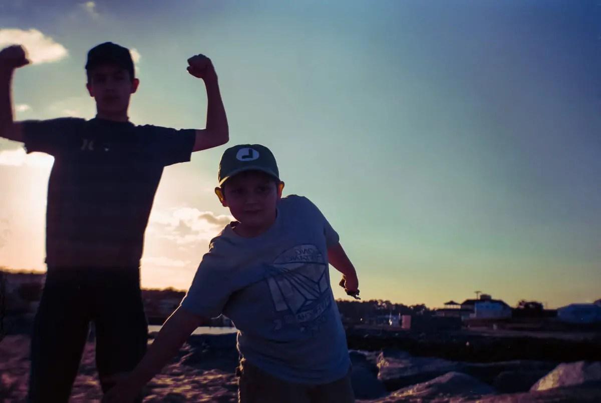 NuBox 1, Kodak Portra 400 Frame # 2 - Robert Hamm