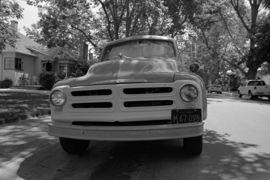 Kodak HC-110 1:31 - Truck