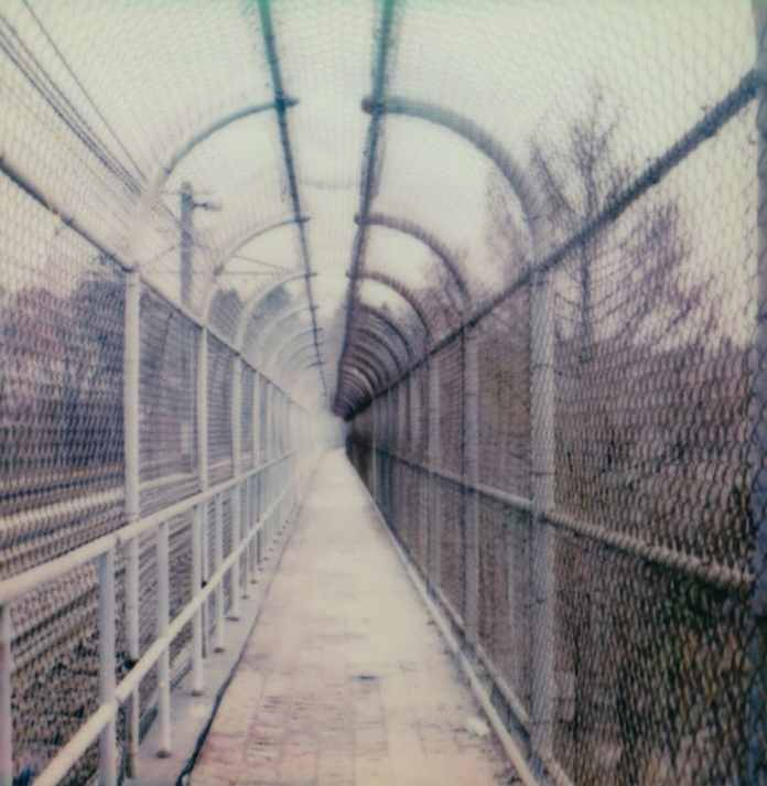 Portal - Polaroid SLR680, Impossible Project 600 film