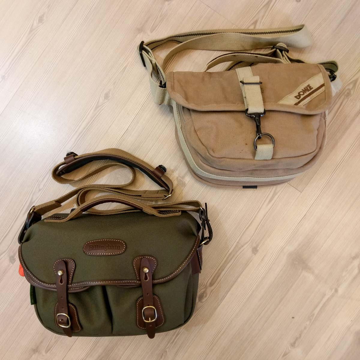 7becf7f040076 Bag review: the new Billingham Hadley Small Pro part one | EMULSIVE