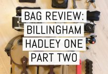 Billingham Hadley One Review Part Two review