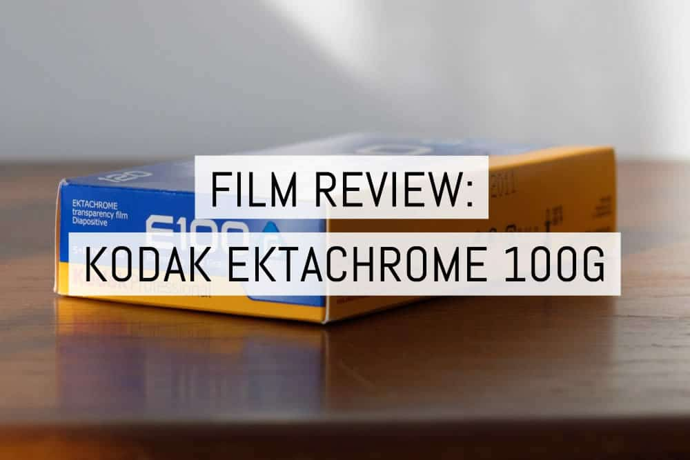 Film review: Kodak EKTACHROME E100G - by James King