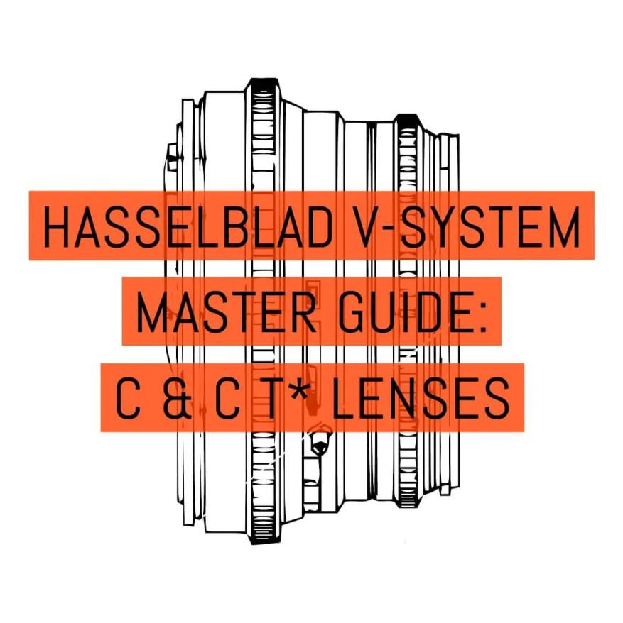 Cover - Hasselblad V-System Master Guide - Lenses C + CT* Lenses