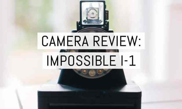 Camera review: Impossible I-1 – by Russell Jones-Davies