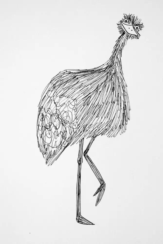 EMU - Full body