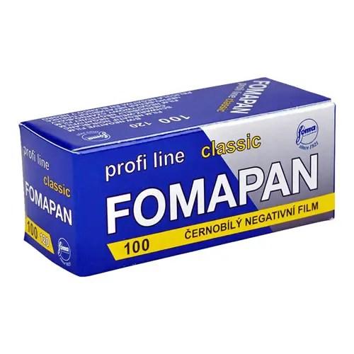 Fomapan 100 Classic