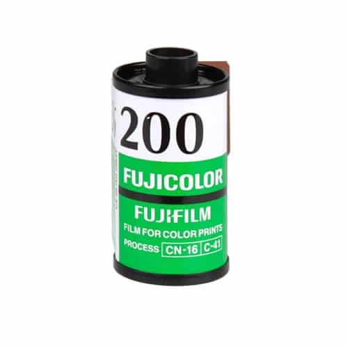 Fujifilm Fujicolor C200