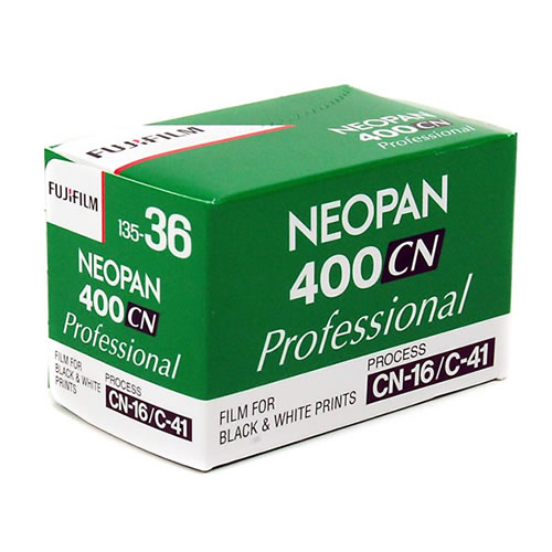 Fujifilm NEOPAN 400CN