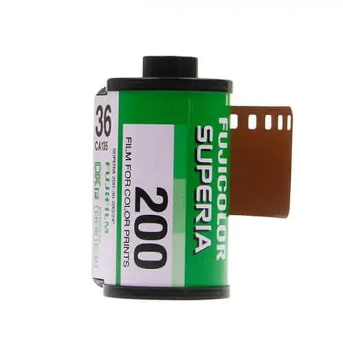 Fujifilm Superia 200