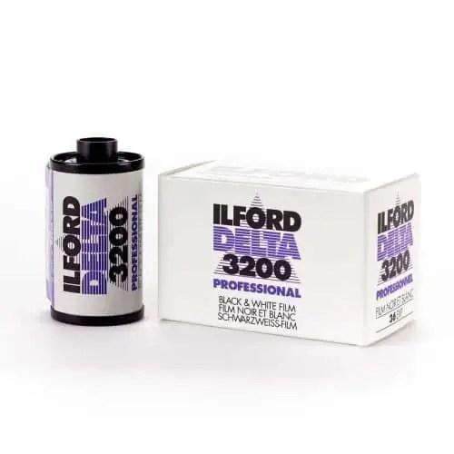 ILFORD Delta 3200 Professional