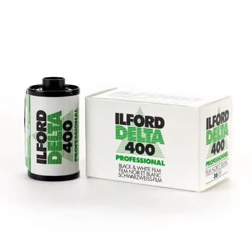 ILFORD Delta 400 Professional