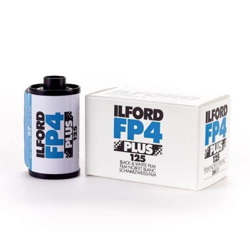ILFORD FP4 Plus
