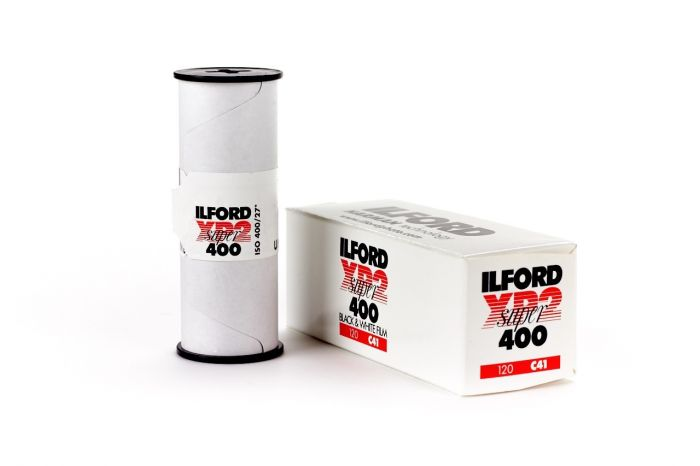 ILFORD XP2 Super