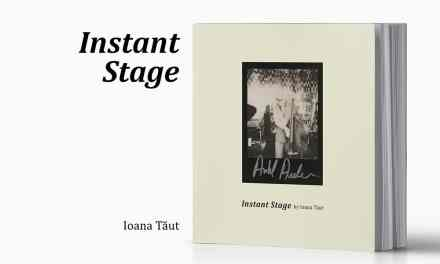 Featured project: Instant Stage photobook by Ioana Tăut