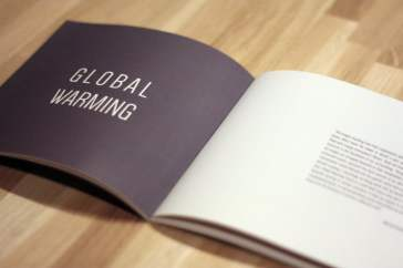 Studies of an ephemeral medium - Global Warming
