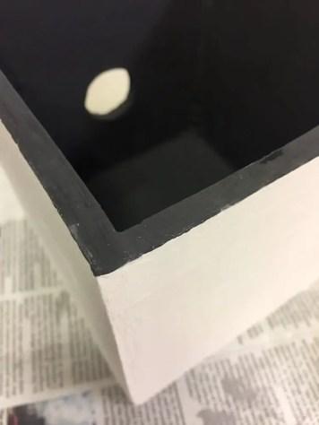 The Ceramic Pinhole Project - Glaze painting 03